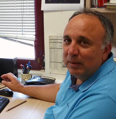 Dr. Manolis Tsapakis